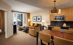 Signature At Mgm Grand One Bedroom Balcony Suite One Bedroom Hotel