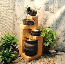 diy indoor fountain best fountain images on indoor fountains for diy indoor water fountain ideas
