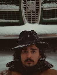 Perry Rhodes in the snow.   Perry, Songwriting, Singer