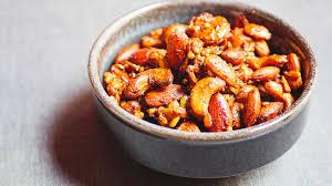 Krydret nøtteblanding (Kryddernøtter) | Oppskrift | Vidar Bergum