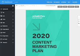 Online Marketing Plan Maker Create Your Own Marketing Plan