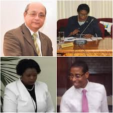 Exchange with the Barbadian chancellery on AEC and CARICOM issues. |  CUBADIPLOMATICA