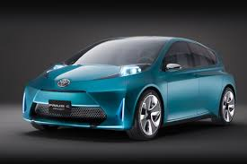 Toyota Prius C Hybrid Concept will Spawn a Production Model in ...