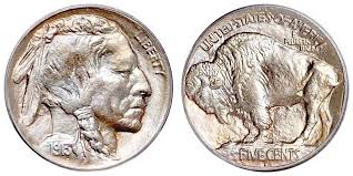 Buffalo Nickels Price Charts Coin Values