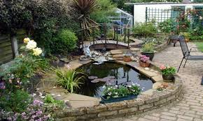 Small Picture Small Backyard Pond Designs Best Ponds Ideas On Pinterest Pond