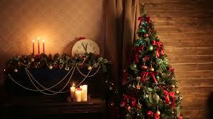 Magic Christmas Lights - Video Clip Of Christmas Lantern With ...