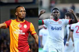 Samuel Eto'o'dan Didier Drogba'ya: Benimle aynı seviyede ya da benden daha  iyi olduğunu söyleyemez | I