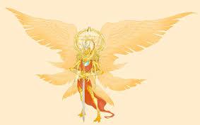 lucifer angel form trueform michael by little hofundur on deviantart