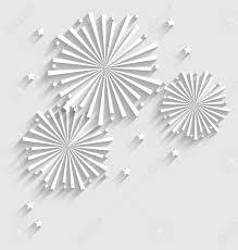 休日のお祝いイベントフラット スタイル長い影 ベクトルのイラスト花火