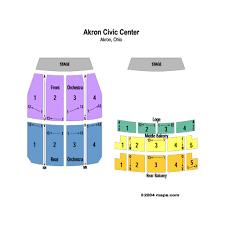 Akron Civic Theatre Akron Oh Seating Chart Akron Civic Theatre Akron Event Venue Information Get