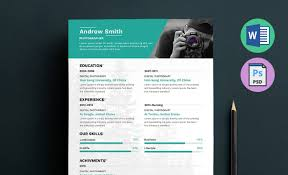 Comfortable Professional Photography Resume Contemporary Entry