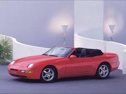 Porsche 968 Cabriolet Review: 1992 to 1994