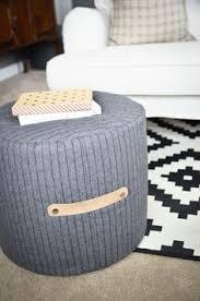 floor cushions diy. DIY Floor Pouf Tutorial Floor Cushions Diy A