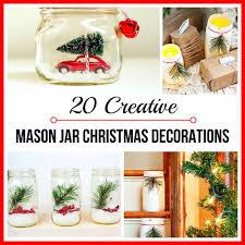 Decorate A Jar For Christmas 100 Creative DIY Mason Jar Christmas Decorations 88