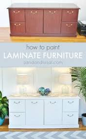 laminate furniture makeover. How To Paint Laminate Furniture Makeover M