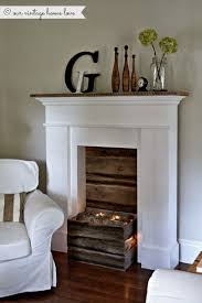 best 25 fake fireplace heater ideas on faux mantle building a mantle and faux fireplace