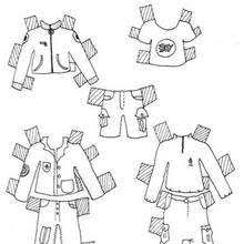 Small Picture PAPER DOLL CLOTHES 10 online toy dolls printables for girls