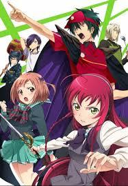 anime devil works at mcdonalds hataraku maou sama anime anidb