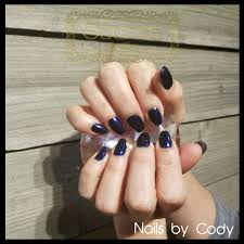 cody is our nail tech at sachet salon she specializes in nail art and gel sac manicures she has a pion for helping women look and feel beautiful
