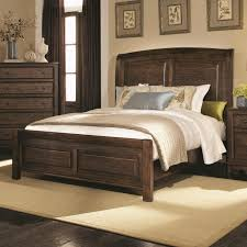 Sleigh Bed Frame Queen | Tufted Sleigh Bed Queen | Queen Sleigh Bed