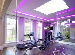 home gym lighting. Home Gym Lighting Design