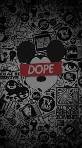 Mickey Dope Wallpaper - Novocom.top