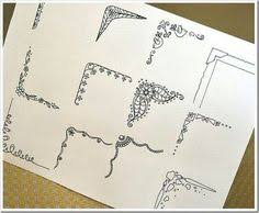 doodle corners bullet journal frame ideas bullet journals can be pretty