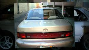 Used 1994 Toyota Camry LE For Sale in Los Angeles, CA - Craigslist ...