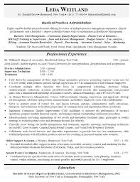 Medical Front Office Resume Sample How To Write A Secretary Sevte