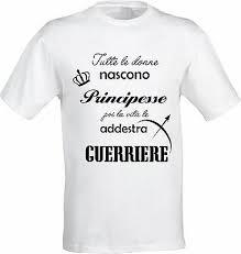 T Shirt Donna Nero Le Principesse Sono Tatuate Eur 1690 Picclick It