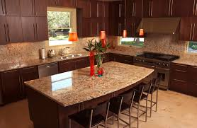 Cool Kitchen Backsplash Ideas Elegant For Dark Cabinets Home Design