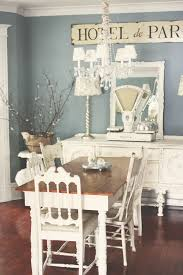 shabby chic paint colorspaint colors with silver table lamp dining room shabbychic style