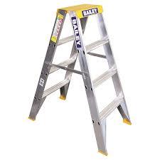 aluminium step ladder. Aluminium Step Ladder