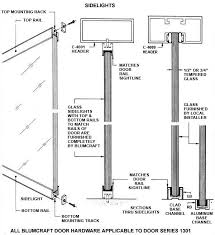 sliding glass doors pivot doors detail