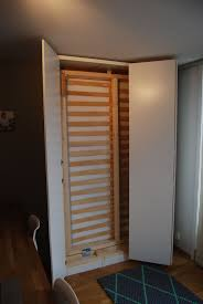 murphy bed ikea hack. IKEA Murphy Bed Hack. This Would Be Perfect, With A Little Cabinet Built Into Ikea Hack