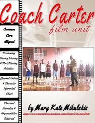 coach carter film unit narrative essay argumentative editorial   coach carter film unit narrative essay argumentative editorial more