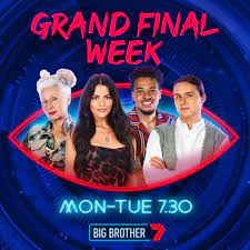 Big Brother Australia - Next week you ...