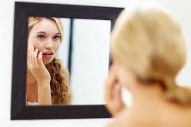 looking in mirror. Exellent Mirror Women Looking In The Mirror Throughout Looking In Mirror