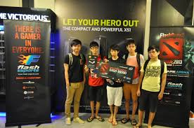 flash dota 2 league 2013 season 1