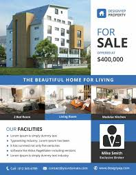 create real estate flyers online free real estate free flyer templates oyle kalakaari co