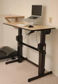 image of top diy standing desk