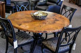 Copper Top Kitchen Table Dining Room Sets Woodworks Furniture