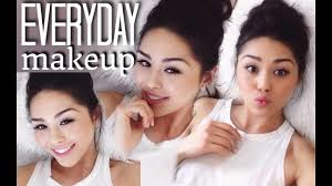 everyday makeup routine 2016 my go to natural makeup look roxette arisa