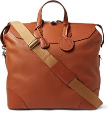 bags dunhill harrington large leather tote