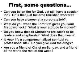 true christians in the workplace by sanjay poonen anyone outfor jesus
