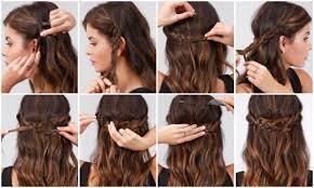 Peinados Con Cabello Medio Ondulado