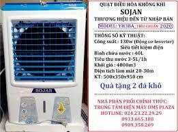 Quạt điều hòa hơi nước SOJAN model: YH38A kính Model: 2020 giá rẻ  1.380.000₫