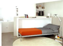 bunk bed office platform with desk attached room a space underneath