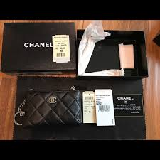 chanel key pouch. chanel accessories - rare chanel classic oov o-key holder key pouch