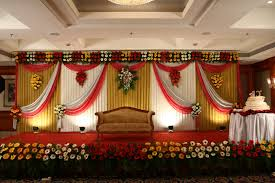 Beautiful Reception Decorations Beautiful Indian Wedding Decoration Ideas Home About Indian